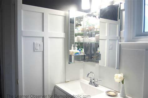 installing a large recessed medicine cabinet how to install a large recessed medicine cabinet