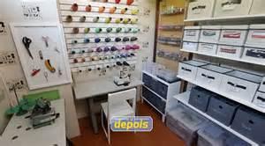 Sewing Room Ideas ateli 234 de costura