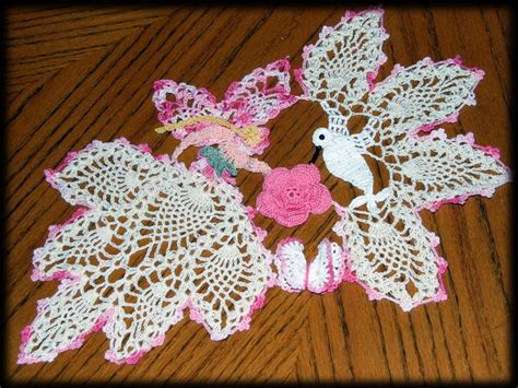 Handmade Doilies For Sale - 29 best images about crochet pineapple patterns on