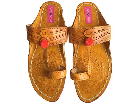 Sandal Ethnic India us traditional kolhapuri handmade ethnic shoes indian