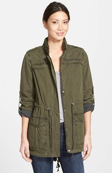 Dc Parka Canvas Light Army Dina Fashion caitlyn jenner surprises with