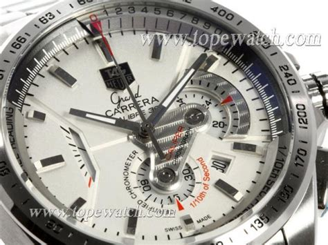 Tag Heuer Grand Calibre 36 Wb For 30 tag heuer grand calibre 36 working chronograph with white s s 1 1 version