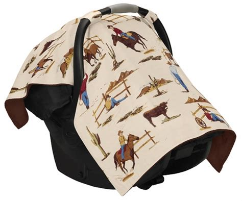 western infant car seat covers west cowboy western baby infant car seat carrier