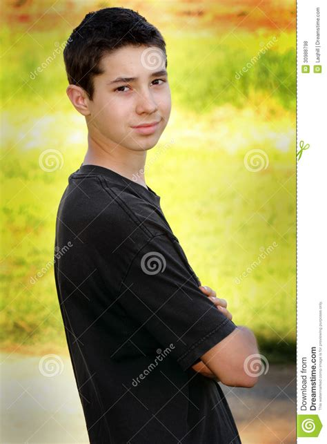 handsome teenage boy royalty free stock images image handsome teen boy royalty free stock photos image 30988798