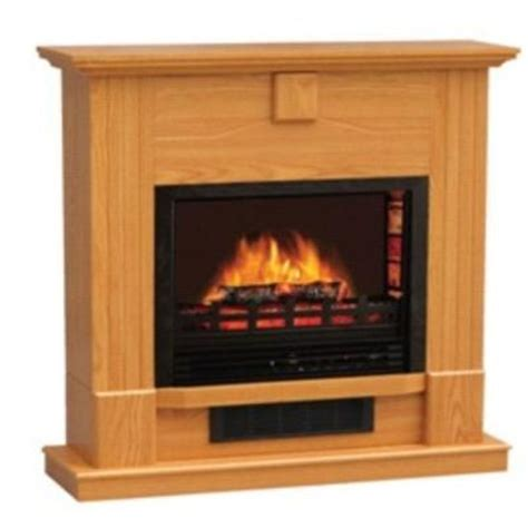 fireplace at home depot quality craft 47 in electric fireplace in golden oak