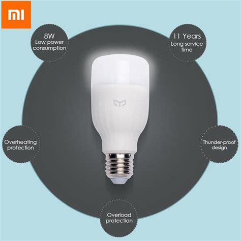 Led Xiaomi Yi original xiaomi mi yeelight yi led bulb end 3 14 2017 4 15 00 pm