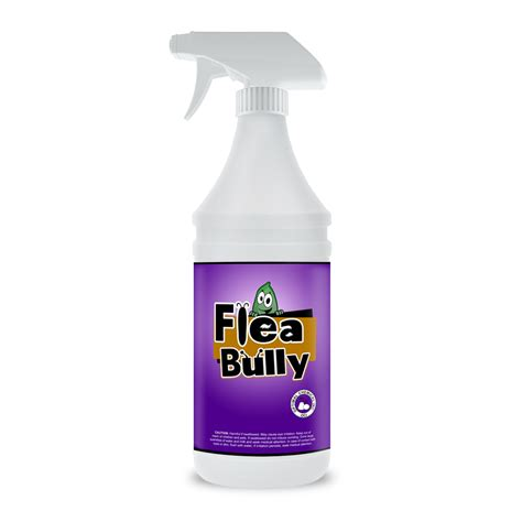 flea bully 32oz kills fleas ticks amp prevents re