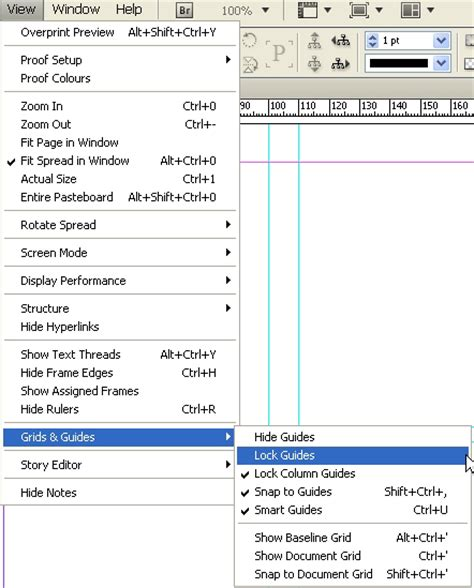 Indesign Creating Guides | quick tip working with rulers and guides in adobe indesign