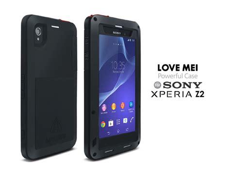love themes for sony z2 love mei sony xperia z2 powerful case