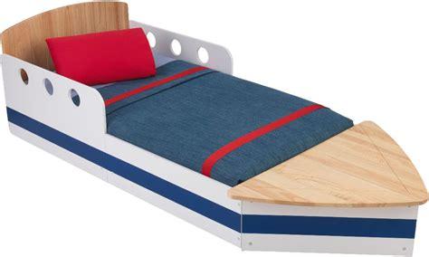 lit enfant bateau