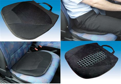 Car Comfort Cushion by Autocare Car Seat Cushion Exceptional Support Comfort