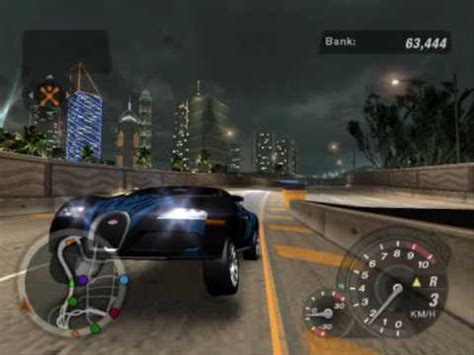 mod game underground 2 need for speed underground 2 cars mods n e w youtube