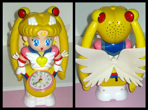 sailor moon alarm clock  anime collector  deviantart