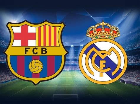 fotos real madrid x barcelona c 243 mo ver el barcelona vs real madrid en directo y online
