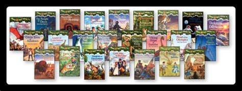 magic tree house list the how to s for book clubs popular children teen book series startsateight