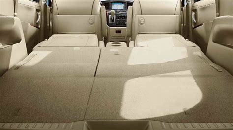 2017 Nissan Quest Cargo Space Storage Options