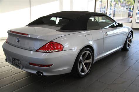 2008 Bmw 650i For Sale by 2008 Bmw 6 Series 650i Stock 6059b For Sale Near Redondo