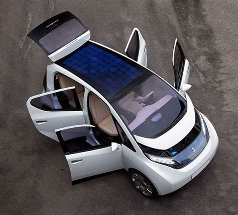 supercapacitor electric car solar electric cars the bluecar by pininfarina and bollore powered by supercapacitor