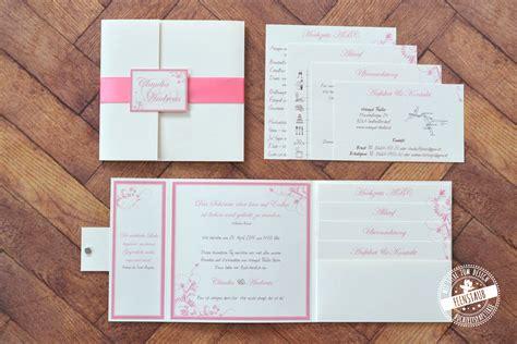 Hochzeitseinladung Pocket by Pocketeinladung Hochzeitseinladung Feenstaub At