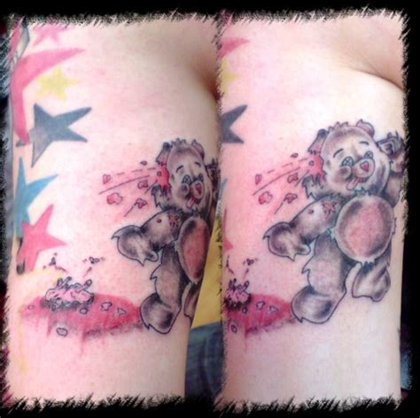 care bear tattoos designs tattoos