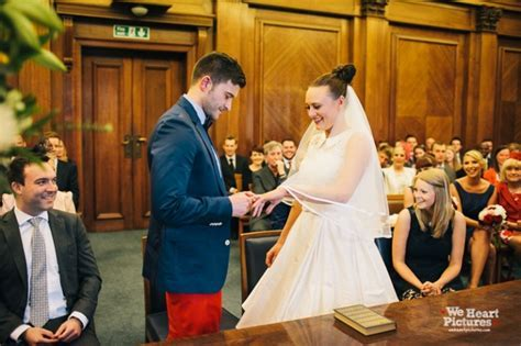 Westminster Marylebone Registry Office Wedding