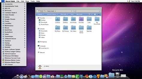 full mac theme for windows 10 mac theme for windows 7 by shadolegendyt on deviantart
