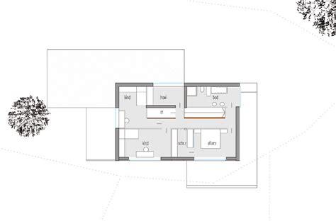 haus im hang grundriss grundriss einfamilienhaus modern erdgeschoss emphit