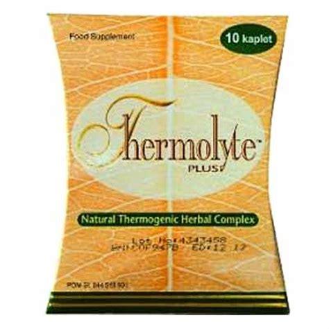 Vitamale 10 Kapsul thermolyte plus 10 kapsul gogobli