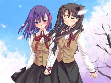 2 Anime Best Friends by Anime Best Friends Rynakimley