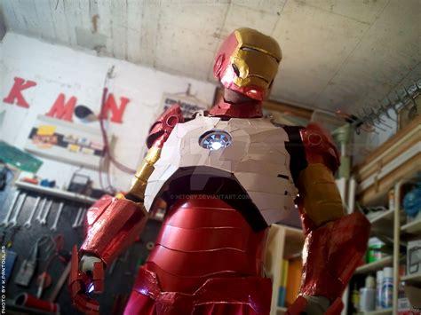 iron man gr cosplay hitory deviantart