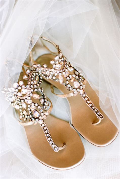 Bridal Sandals Flat by Best 25 Wedding Shoes Ideas On