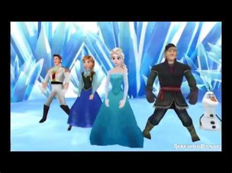 film frozen ganam style frozen gangnam style youtube