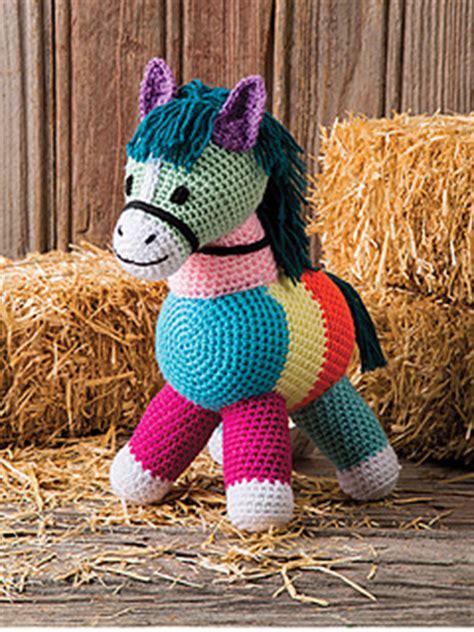 Patchwork Pony - ravelry patchwork pony pattern by leslie
