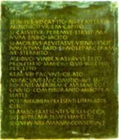 le 12 tavole origini storiche della lesgislazioni scritta wikicast