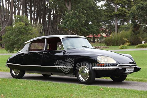 vintage citroen ds sold citroen ds 21 sedan auctions lot 23 shannons