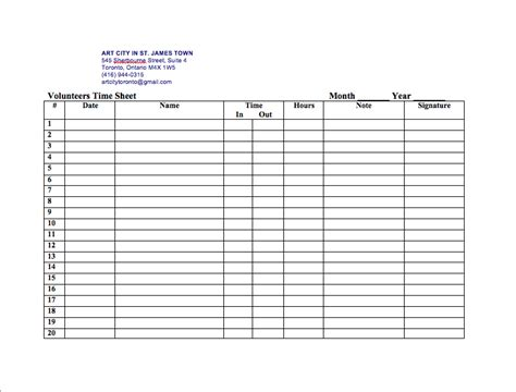 professional timesheet template professional timesheet template