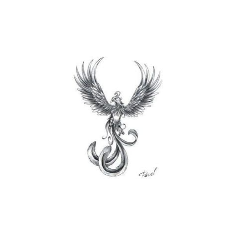 phoenix tattoo small the 25 best small tattoos ideas on a