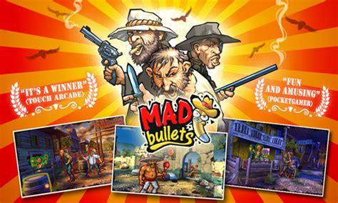 mad bullets  mod apkdata unlimited money
