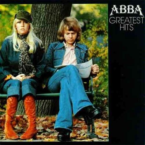 best of abba album abba greatest hits by abba front cover album cover