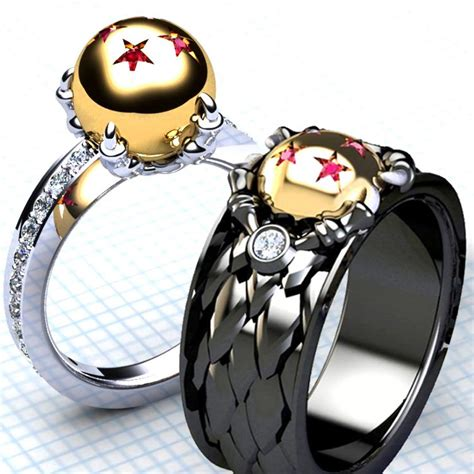 Wedding Ring Z 5 by These Unique Rings Each Contain Cut