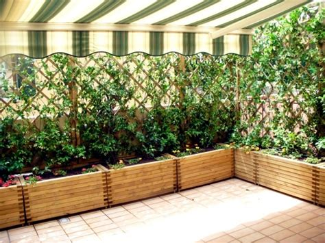 Windbreaks for the balcony ? What are the options