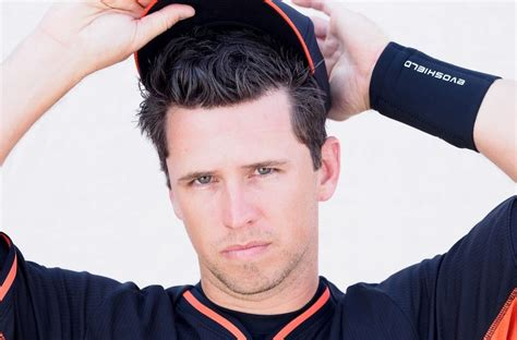 interview giants buster posey intent on staying behind