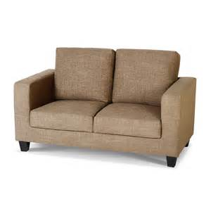 tempo 2 seater fabric sofa next day delivery tempo 2