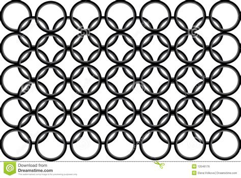 black and white round pattern seamless black and white pattern with round royalty free