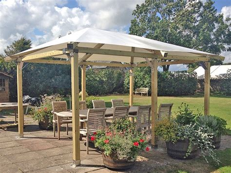 All Year Gazebos Buy All Year Luxury Gazebos Available In Different Sizes