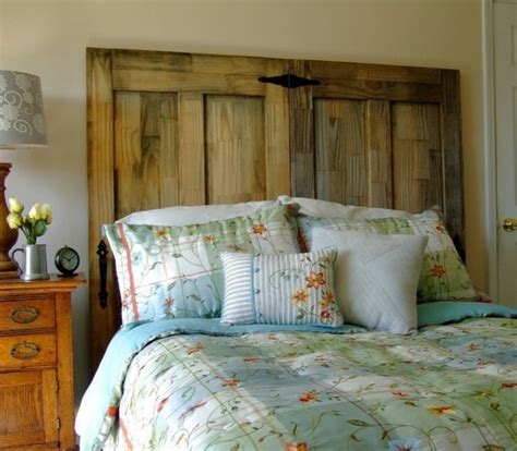 how to make a rustic headboard diy headboard how to make your own rustic headboard from