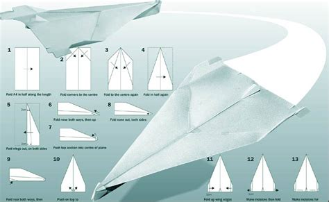 Paper Airplane Folding - sparks for paper airplanes and church growth