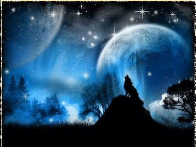 Wolf Wish We Came In Peace wiccan moonsong wolf moon