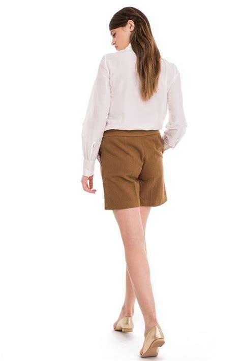 Wool Shorts wool blend shorts chemistry