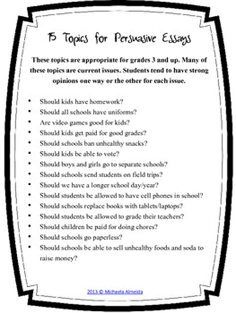 persuasive opinion writing easy to follow graphic organizers persuasive writing graphic